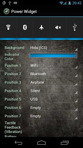 Free Power Widget screenshot 2