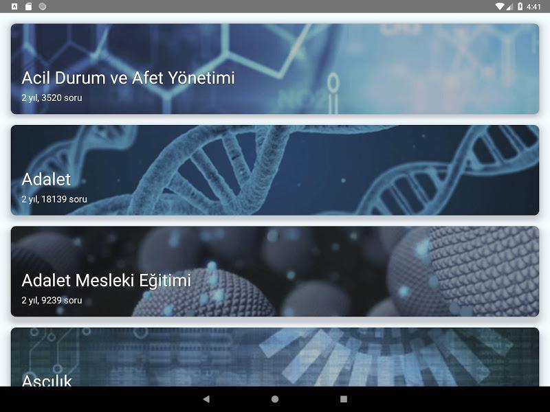 Скриншот AÖF İnsan Kaynakları 2. Sınıf