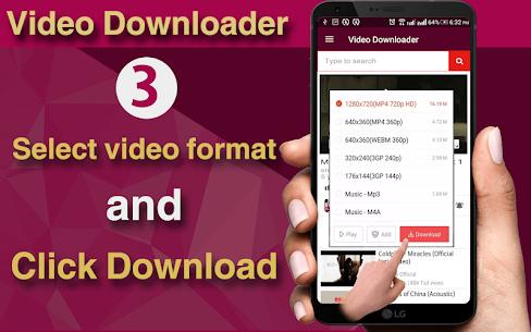 Video Downloader  Apk  Download For Android 4