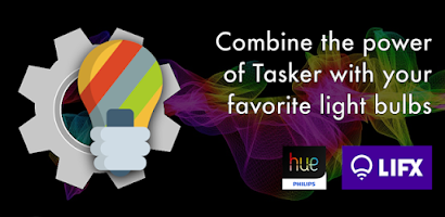 AutoHue (Tasker Plug-in) - Paid Android app | AppBrain