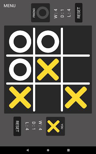 Tic Tac Toe : Noughts and Crosses, OX, XO 1.7.0 screenshots 11