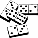 Dominoes game icon