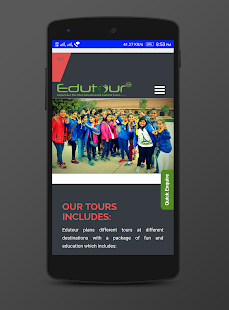 Edutour : Educational School Tour- screenshot thumbnail