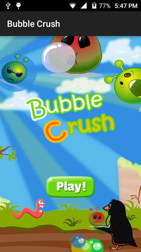 bubble crush game online