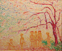 Photo: 阿部 真樹  ■作品名 : 桜の花の下で