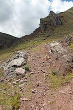 Photo: Y cada vez nos acercamos mas Huchuyqosqo (27 y 28 - Abril - 2013) Cusco