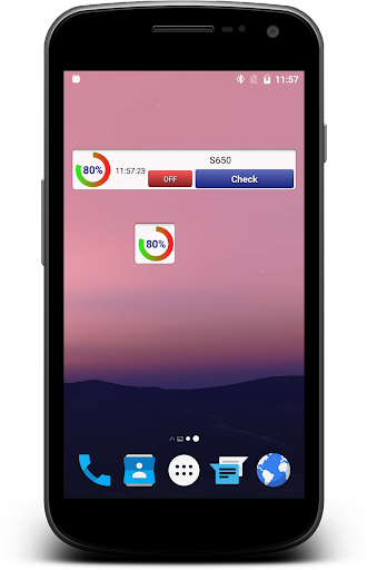 Bluetooth check ringtone & show battery level Apk 1