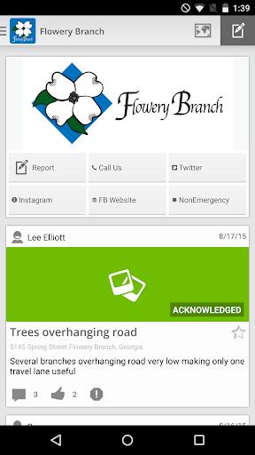 SeeClickFix Flowery Branch