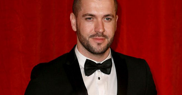 Shayne Ward says Peaky Blinders is his dream role