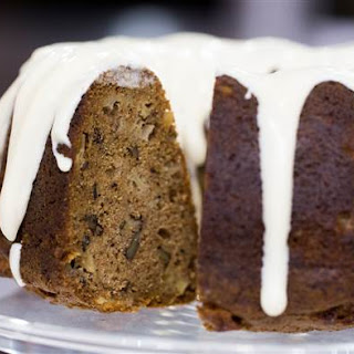 Giada's spiced apple walnut cake is a delightful alternative to Thanksgiving pie