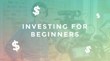 Beginner Investing - YouTube Intro template