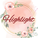 Story Highlight Cover Creator icon