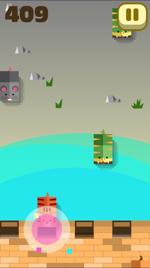 All aboard! - Animals Game- screenshot