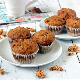 Granola Cereal Muffins Recipes