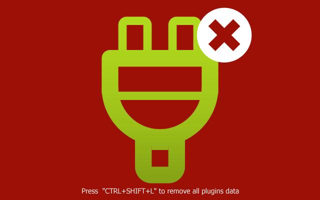 Plugin Data Cleaner
