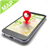 GPS Navigation & Driving Route