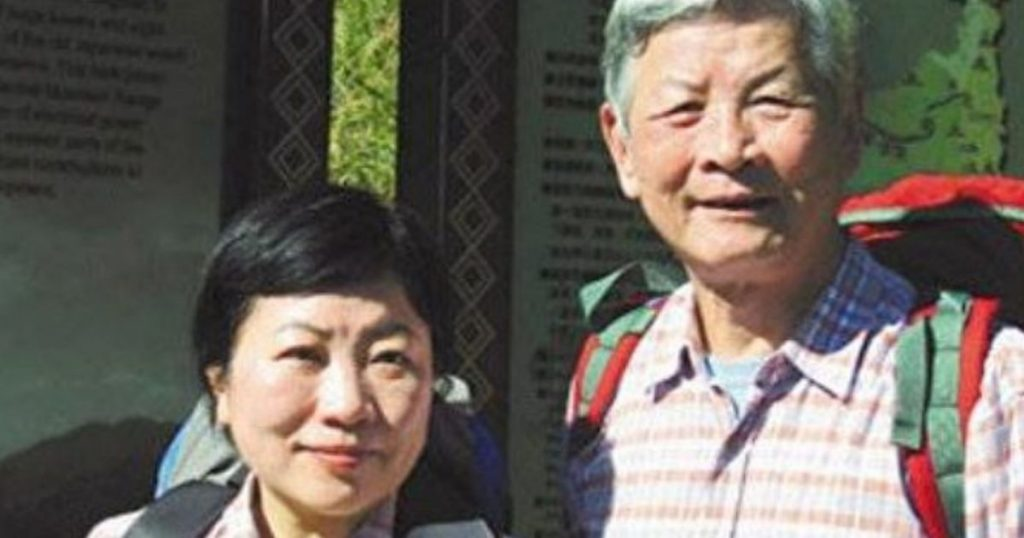 Image result for Chinese Couple Loses Their Son When He Was 2, Their Daughter