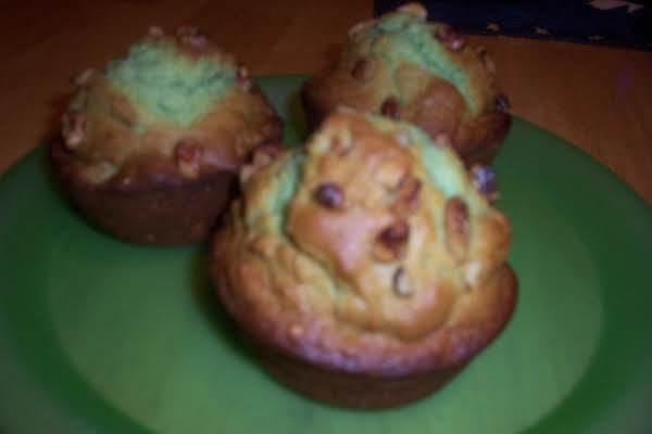 Pistachio Muffins Recipe