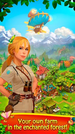Charm Farm - Forest village 1.3.8 screenshots 1