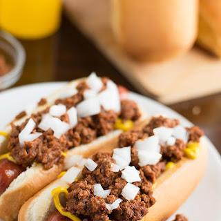 Easy Homemade Hot Dog Chili (No Chili Season Packets Involved).