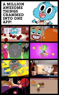Cartoon Network Anything UK- screenshot thumbnail