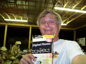 Photo: Our Chapter Photographer, Jimbo, Has Found A Much Needed Reference Manual