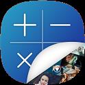 Calculator Vault Hide Photo Video Gallery Lock App icon