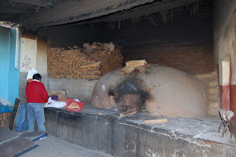 Photo: After, we visit a local bakery