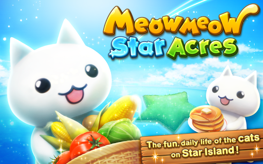 Meow Meow Star Acres screenshot 17