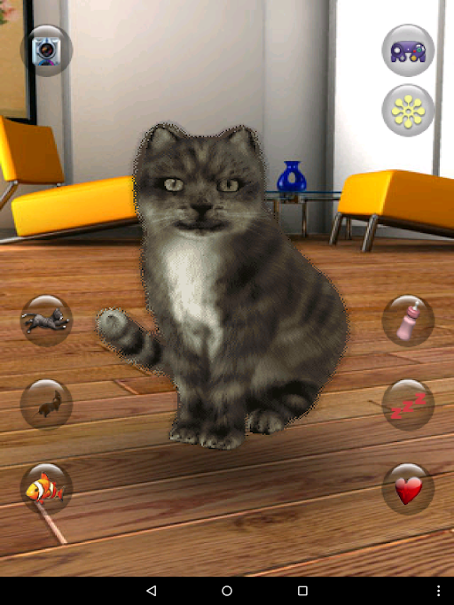 Talking Cat Funny APK 1.90 screenshots 4