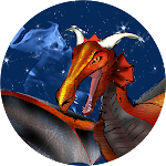 Rants & Raves Dragon Hunter Red