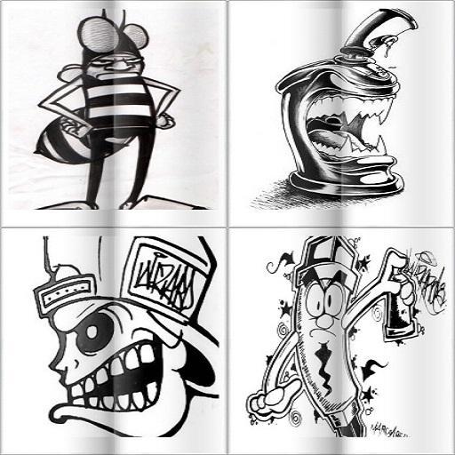 download graffiti drawings in pencil google play softwares