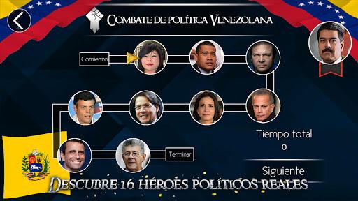 Venezuela Political Fighting screenshot 11
