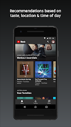YouTube Music APK screenshot thumbnail 2