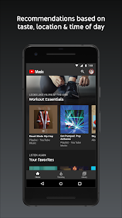 Youtube Music MOD Apk 3.23.52 (Unlocked) 2