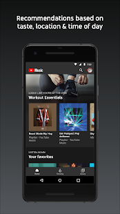 App YouTube Music APK for Windows Phone