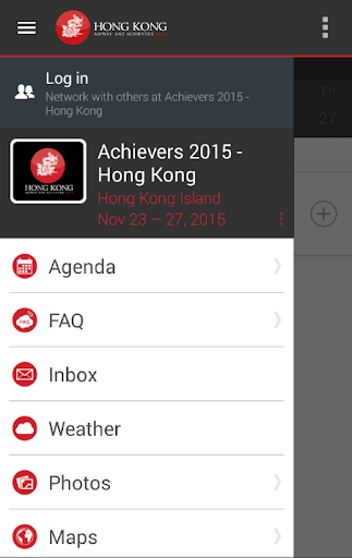 Amway ANZ Achievers Hong Kong