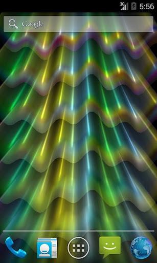 light wave live wallpaper apk