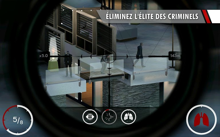 android Hitman: Sniper Screenshot 6