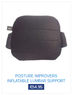 portable lumbar support for home Ireland