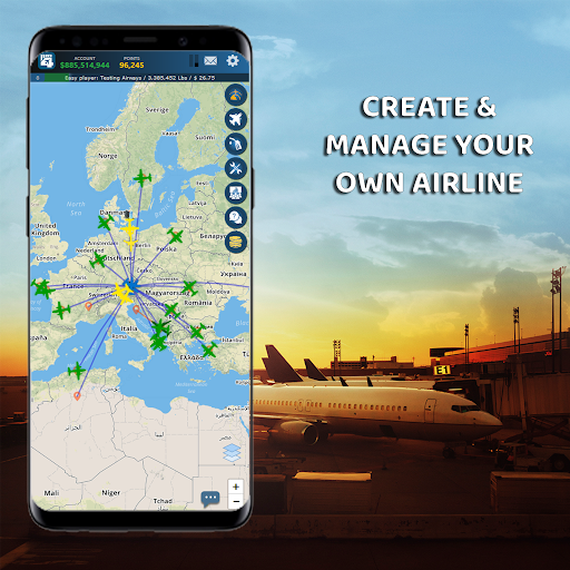Airline Manager 4 2.0.3 screenshots 1