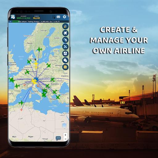 Télécharger Airline Manager 4 APK MOD 1