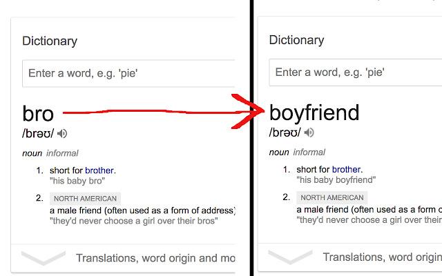 Boyfriend, please.