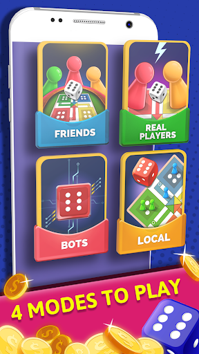 Ludo Game : New(2018)  Ludo SuperStar Game 6.50 screenshots 2