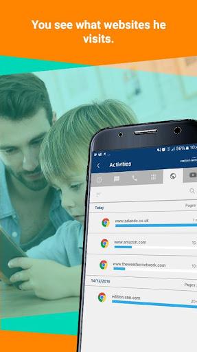Parental Control: u2018CALMEAN Control Centeru2019 2.12.0.757 screenshots 5