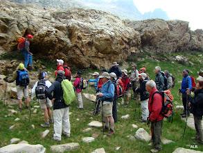 Photo: Clase de escalada.