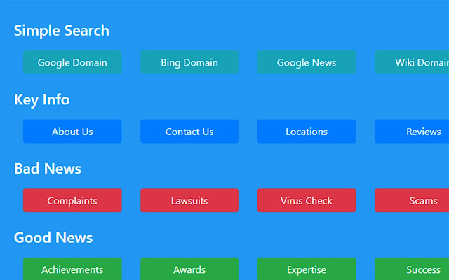 Domain Researcher