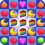 Cookie Crush Yummy Treats Icon