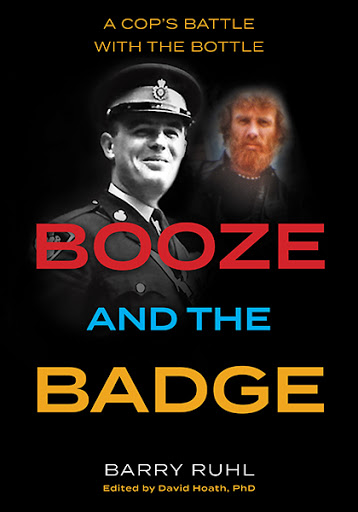 Booze and the Badge cover