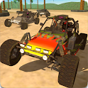 Dune Buggy Dirt Rally icon
